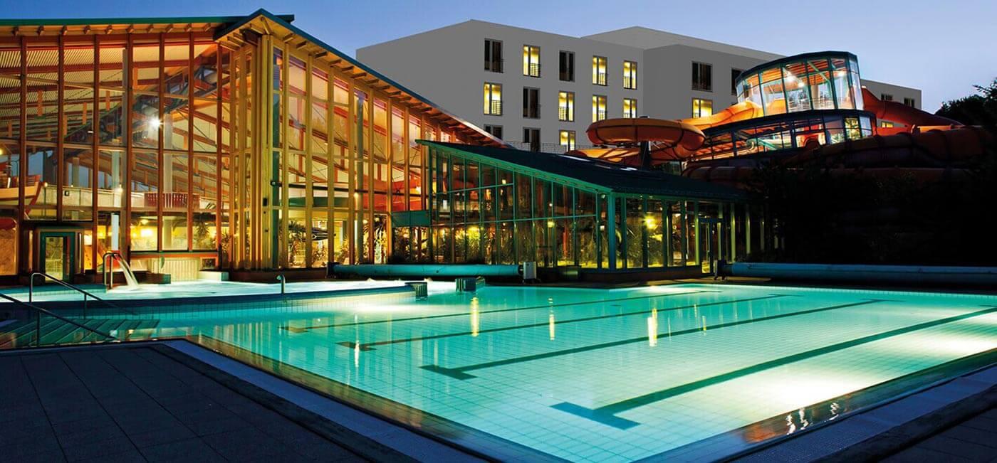 Startseite – Hotel / Erlebnisbad