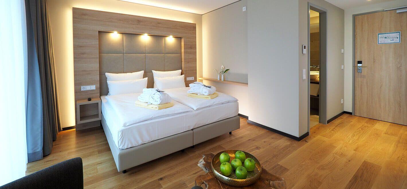 Ihre Doppelzimmer